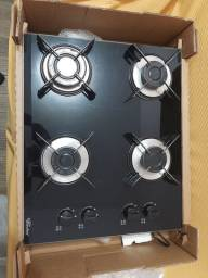 Fogao cooktop 4 bocas