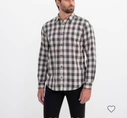 Camisa Marfino tamanho M masculina nova