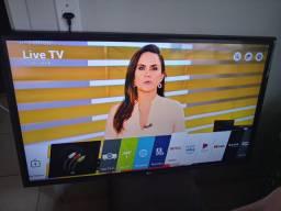 Tv LG 43 Polegadas SMART ENTREGO