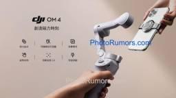 DJI Osmo Mobile 4 Versão Combo Estabilizador para Smartphones