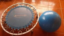 Jump e Bola de Pilates