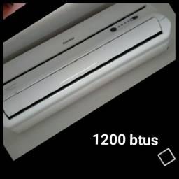 Ar 1200btus consul pouquíssimo usado