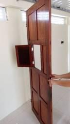 Porta e janelas para seu lar, semi novos, aproveite