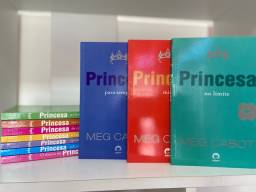 O Diário da Princesa - Meg Cabot (kit com 10livros)