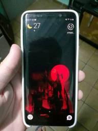 SAMSUNG S9 128GB TROCA OU VENDA CARTAO