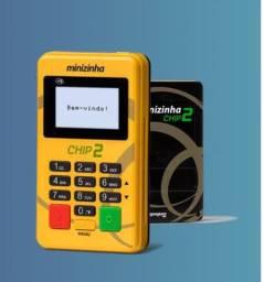 Maquina de cartão Minizinha Chip 2