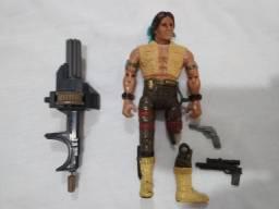 Boneco Coleção Rambo, Chefe Indio Usado