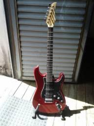 Guitarra Strato Condor - Blindada. Semi Nova. Somente em Dinheiro