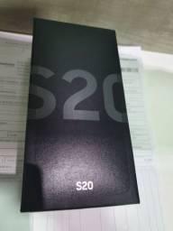 S20 novo lacrado