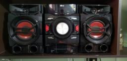 Mini system LG 220w