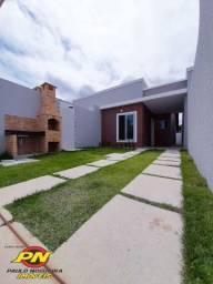 Casas com 3 quartos no Ancurí!! financiamento caixa!! use seu fgts na entrada