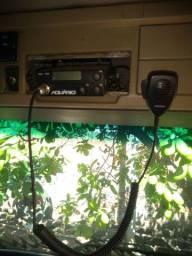 Vendo rádio aquário um mês de uso