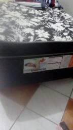 Cama/colchão Box Solteiro
