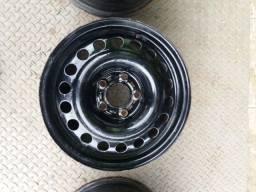 2 rodas de ferro omega