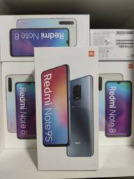 Home office// Redmi Note 9s da Xiaomi  // Novo lacrado com garantia e entrega imediata