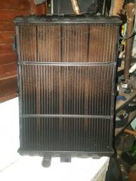 Radiador linha vw quadrado com ar