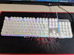 Vendo ou troco teclado rgb