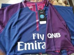 "Camiseta PSG ""G"" Nova"