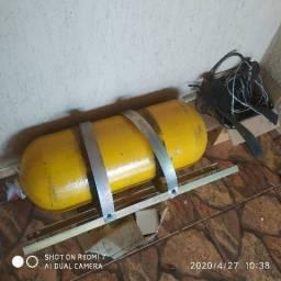 kit 5 geração completo cilindro 17 mm