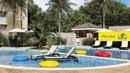 Título do anúncio: JD Apartamento em Camaragibe com 2 qts sendo 1 suíte, área de lazer completa