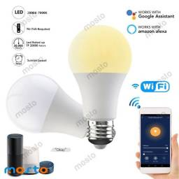 Lampada Led Inteligente 15w Android Smart Wifi 110v