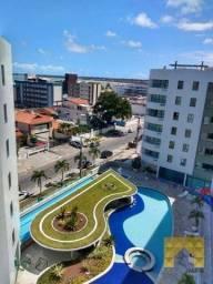 Apartamento com 1 Quarto para alugar, 43 m² por R$ 1.900/mês - Tambaú - João Pessoa/PB