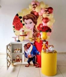 Festa em casa! Locação e decoração