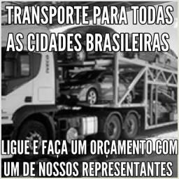 Transporte de veículos carro e moto cegonha automóveis