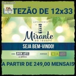 Título do anúncio: Loteamento Mirante do Iguape &¨%