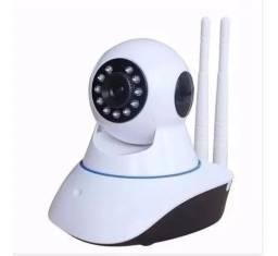 Câmera De Segurança Sem fio Ip Alta Definição