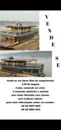 Título do anúncio: Barco passeio com energia solar