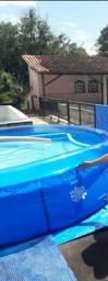 Piscina inflável 6.700 litros