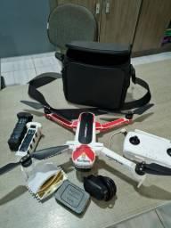 Drone Hubsan Zino com câmera 4K