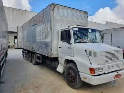 Caminhao truck 1214 mb BAU