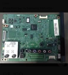 Placa principal buffer e mais a controladora tv sansung PL51E450