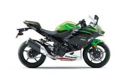 Título do anúncio: Kawasaki Ninja 400 KRT