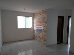 Apartamento no Res. Novo Mundo, 2 quartos e 1 vaga de garagem.