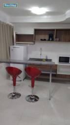 Apartamento com 1 dormitório à venda, 28 m² por R$ 158.000,00 - Jardins Diroma - Caldas No