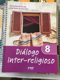 Livro Diálogo inter-religioso 8