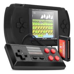 Videogame Retro 8 Bits + de 120 jogos c/ controle