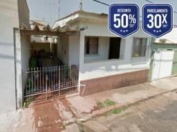 EF) JB17651 - Casa e terreno com 52,49m² na cidade de Alfenas em LEILÃO