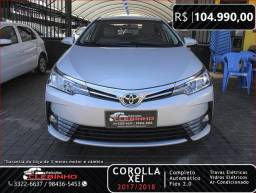 Título do anúncio: TOYOTA COROLLA 2.0 XEI 16V FLEX 4P AUTOMÁTICO