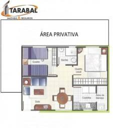Título do anúncio: Área Privativa - TRB249