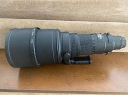 Lente 400mm NIKON