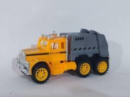 Caminhões de Obra 17cm - Coleção 4 Modelos