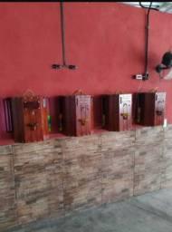 Máquinas dosadora de cachaça e cigarro. 1.500/ 1.200