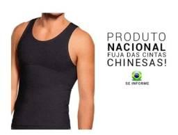 Título do anúncio: Regata Modeladora Melhore  Postura  Reduza Barriga  Slim Fit -ep66