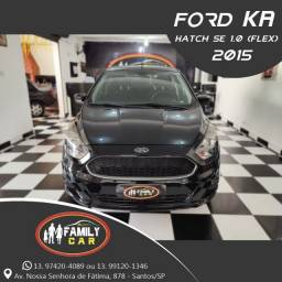 Ford KA, 1.5, 2015