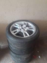 Rodas com pneu bons