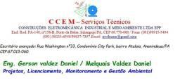 Licenciamento Ambiental ( consultorias, projetos e serviços)